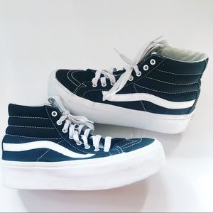 Vans 'Sk8-Hi Platform' High Top Sneakers
